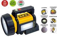 VELAMP Nabíjecí 5W XPG CREE® LED reflektor ST999-5L