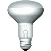 Reflektorová žárovka Osram, E27, 57 W, 80 mm, stmívatelná, teplá bílá
