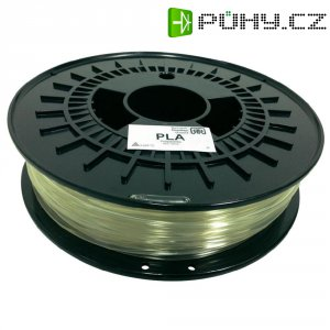 Náplň pro 3D tiskárnu, German RepRap 100248, PLA, 3 mm, 750 g, přírodní