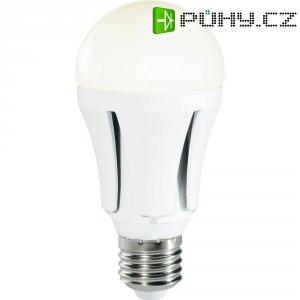 LED žárovka, 9283c1a, E27, 9,5 W, 230 V, 120 mm, teplá bílá