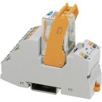 Relé modul RIF-2-RPT Phoenix Contact RIF-2-RPT-LV-230AC/4X21, 230 V/AC, 5 A, 4 přepínací kontakty