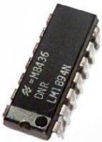 LM1894N - obvod pro potlačení šumu /DNR/, DIP14