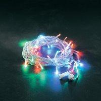 Rozšíření svítícího řetězu Konstsmide, barevné