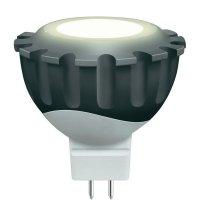 LED žárovka Ledon MR16, 28000180, GU5.3, 4 W, 12 V, 50 mm, teplá bílá