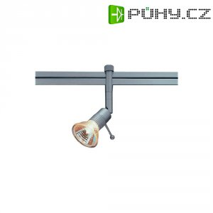 Lištové halogenové LED svítidlo SLV Syros, 12 V, 50 W, GU5.3, stříbrná/šedá