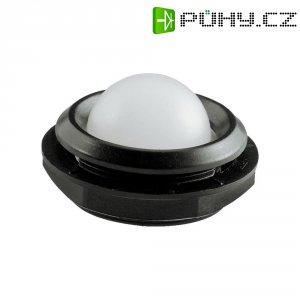 LED signálka Signal Construct LDC20624, 24-28 V DC/AC, bílá
