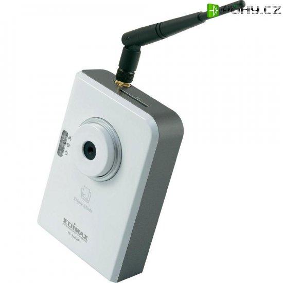 Monitorovací kamera EDIMAX Triple Mode, WLAN, 1280 x 1024 px - Kliknutím na obrázek zavřete