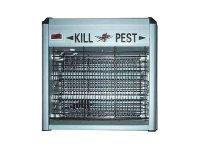 Elektrický lapač hmyzu s UV zářivkou 12W (2x6W) elektrický T-3W