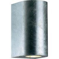 Venkovní nástěnné svítidlo Nordlux Canto Maxi 77561031, GU10, pozinkované