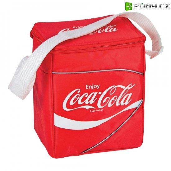 Chladicí taška (box) na party Ezetil Coca Cola Classic 5 červená 4.8 l - Kliknutím na obrázek zavřete