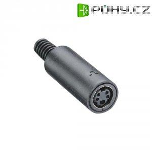 Miniaturní kulatý konektor Lumberg MJ 372/5