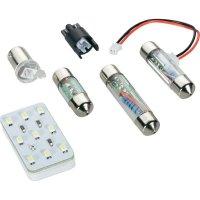 LED vnitřní osvětlení, 9 LED