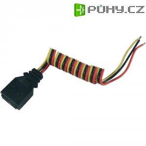 Kabel se zdířkou MPX, Modelcraft, 0,14 mm²