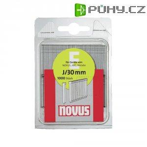 Upevňovací hřebíky Novus typ J/30, 044-0066, 1000 ks