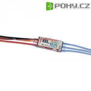 Mikro regulátor otáček Brushless Robbe Roxxy, 6 - 8,4 V, 6 A
