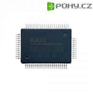 LCD kontrolér pro textové a grafické displeje RA6963L2NA