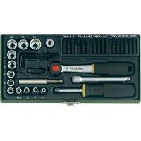 "Sada nástrčných klíčů a bitů Proxxon Industrial 23070, 1/4\"" (6,3 mm), 39dílná"