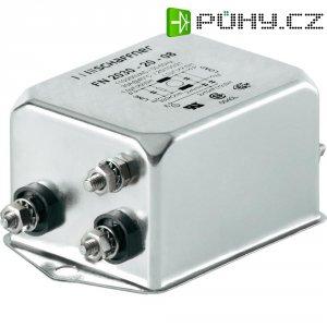 Odrušovací filtr Schaffner FN2030-20-06, 250 V/AC, 20 A