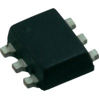 TVS dioda STMicroelectronics USBLC6-2P6, SOT-666