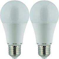 LED žárovka E27 7,5 W=50 W, teplá bílá, 2 ks