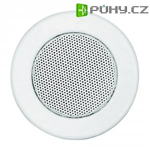 Stropní reproduktor WHD UPM 100-8, 8 Ω, 86 dB, 6/8 W, bílá