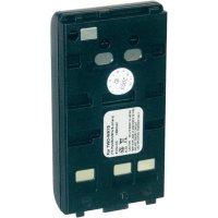 Akumulátor pro kamery, 251134, 6 V, 1800 mAh