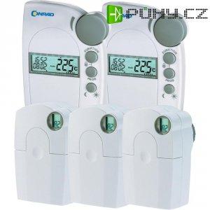 Úsporná sada termostatů pro 2 místnosti