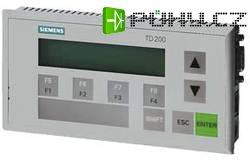 Touch panel Siemens TD 200, 6ES7272-0AA30-0YA1, 20 znaků/řádek