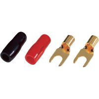 Vidličky pro kabel 6 mm², 10 ks