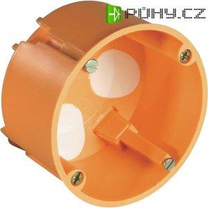 Elektroinstalační krabička, Ø 68 mm, hluboká 47 mm, 25 ks