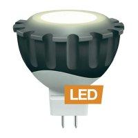LED žárovka Ledon MR16, 28000327, GU5.3, 8 W, 12 V, stmívatelná, teplá bílá