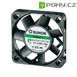 Ventilátor Sunon DR ME40101V1-000U-A99, 40 x 40 x 10 mm, 12V/DC