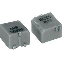 SMD trimr cermet TT Electro, ovl. boční, HC04 44W, 2800721255, 5 kΩ, 0,25 W, ± 20 %