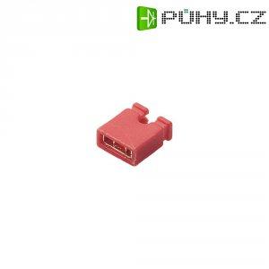 Zkratovací můstek BKL Electronic 10120904, 2pól., rastr 2,54 mm, žlutá