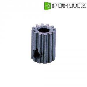 Pastorek motoru Modelcraft, 28 zubů, 48 DP, otvor 3,2 mm