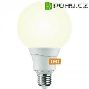 LED žárovka Ledon G95, 28000289, E27, 13 W, 230 V, teplá bílá