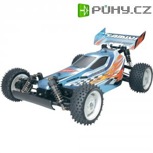 RC model EP Buggy Tamiya Plasma Edge, DF02, 1:10, 4WD, stavebnice