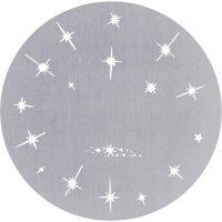 Airbrush šablona ACT A.T., vzor hvězdy