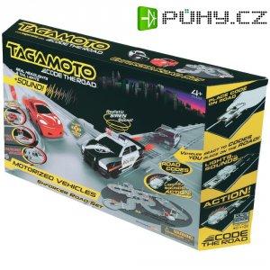 Sada autíčka a dráhy Tagamoto Enforcer Road Set