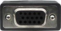 Manhattan SVGA kabel, VGA zástrčka/zásuvka, 4,5 m