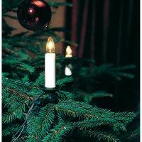 Vánoční řetěz vnitřní Konstsmide, 25 žároviček, 1,83 m, teplá bílá