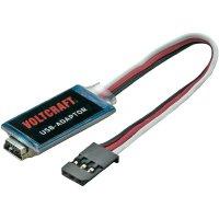 Modelářský USB kabel s adaptérem VOLTCRAFT 235952 k nabíječkám Voltcraft B6