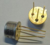 KF622 N 30V/0,4A 5W 800MHz TO39