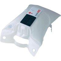 Nafukovací LED akumulátorové světlo LuminAID, bílá/průhledná