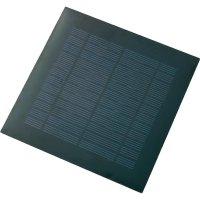 Polykrystalický solární modul 6 V, 450 mA, 2,7 W