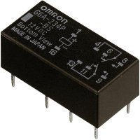 Signálové relé Omron G6A-274P-ST-US 5 VDC, 220 V/DC/250 V/AC , 125 VA/60 W