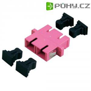 Propojka EFB Elektronik SC/SC-Duplex, OM4, keramické pouzdro, 12 ks