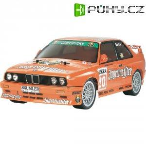 RC model EP Tamiya BMW M3 Jägermeister, 1:10, 4WD, 2.4 GHz, stavebnice