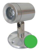 Svítidlo LED nástěnné 3041 zelené