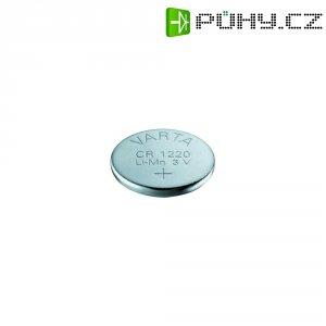 Knoflíková baterie Varta CR1220, lithium